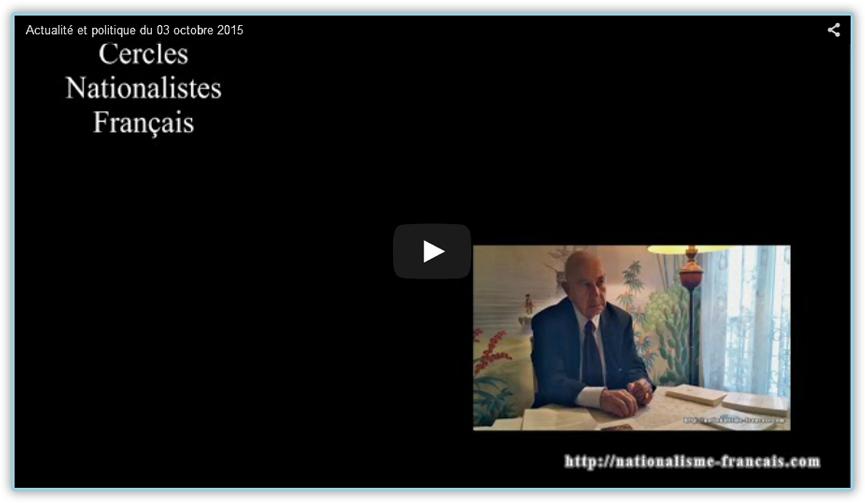 actualite-et-politique-du-03-octobre-2015